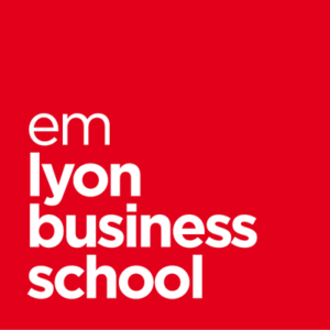 EM LYON - em lyon business school - logo