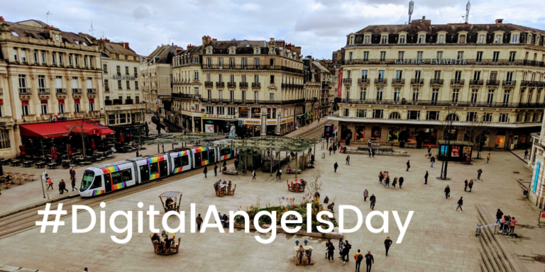 #DigitalAngelsDay